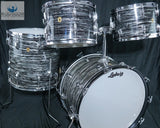 *RARE* MATCHING ORIGINAL 1967 HOLLYWOOD KIT IN OYSTER BLACK PEARL
