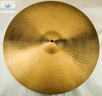 *SOLD* Vintage 1969 Paiste Formula 602 Ride Cymbal - 20""
