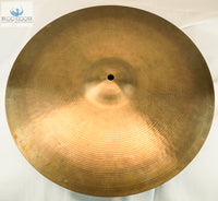"*SOLD* Vintage 1969 Paiste Formula 602 18"" Crash/Ride Cymbal"