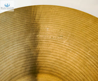 "*SOLD* Vintage 1969 Paiste Formula 602 One Owner 14"" Hi Hat Pair"