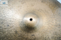 "*SOLD* VINTAGE PAISTE 2002 BLACK LABEL JAZZ ROCK RIDE CYMBAL - 20"" 2,648 GRAMS"