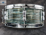 Vintage Ludwig 1968 Jazz Festival Snare Drum - Oyster Blue Pearl