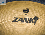"*SOLD* Vintage Zanki 22"" Heavy Ride Cymbal"
