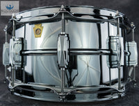 "Ludwig LM402 6.5"" Snare Drum - Less Than 6 Months Old"