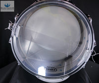"100th ANNIVERSARY 2009 Ludwig LM402 6.5"" Snare Drum - Minty Condition"