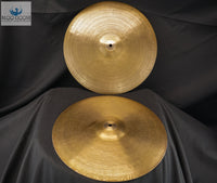 "*SOLD* Zildjian K Istanbul Hi Hats - 14"" - THE GRAIL OF HATS"