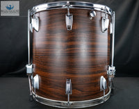 "Vintage 1969 Ludwig 16"" Floor Tom - in a Walnut Finish"