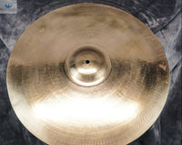 "1960s UFIP 18"" Ride Cymbal Vibra 1,586 Grams"