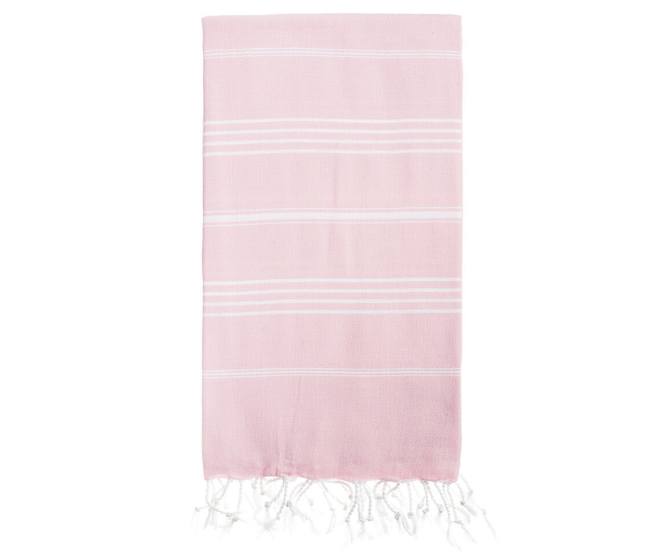 Turkish Towel Pink Blush