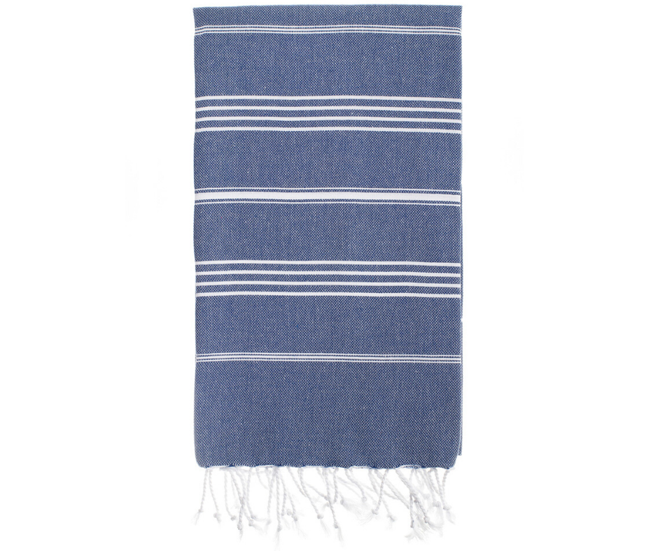 Turkish Towel Blue Bliss