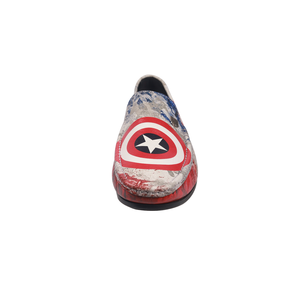 Muet Captain Americano Casual Leather Shoes