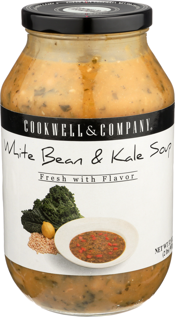 White Bean and Kale