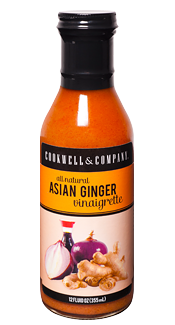 Asian Ginger Vinaigrette Cookwell Company