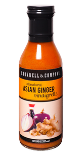 Asian Ginger Vinaigrette