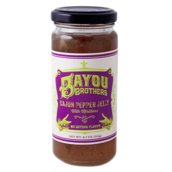 Cajun Pepper Jelly