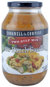 Texas Ranch Casserole