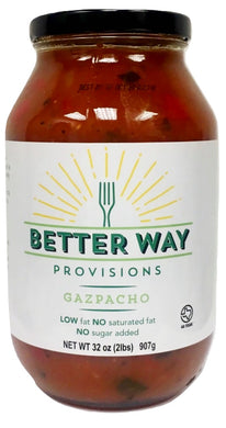 Better Way Provisions Gazpacho