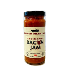 Red Chile Garlic Bacon Jam