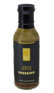 Lemon Pepper Dressing