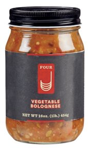 Four J Vegetable Bolognese