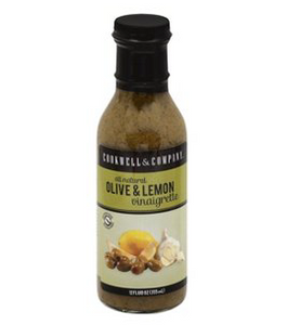 Olive & Lemon Vinaigrette