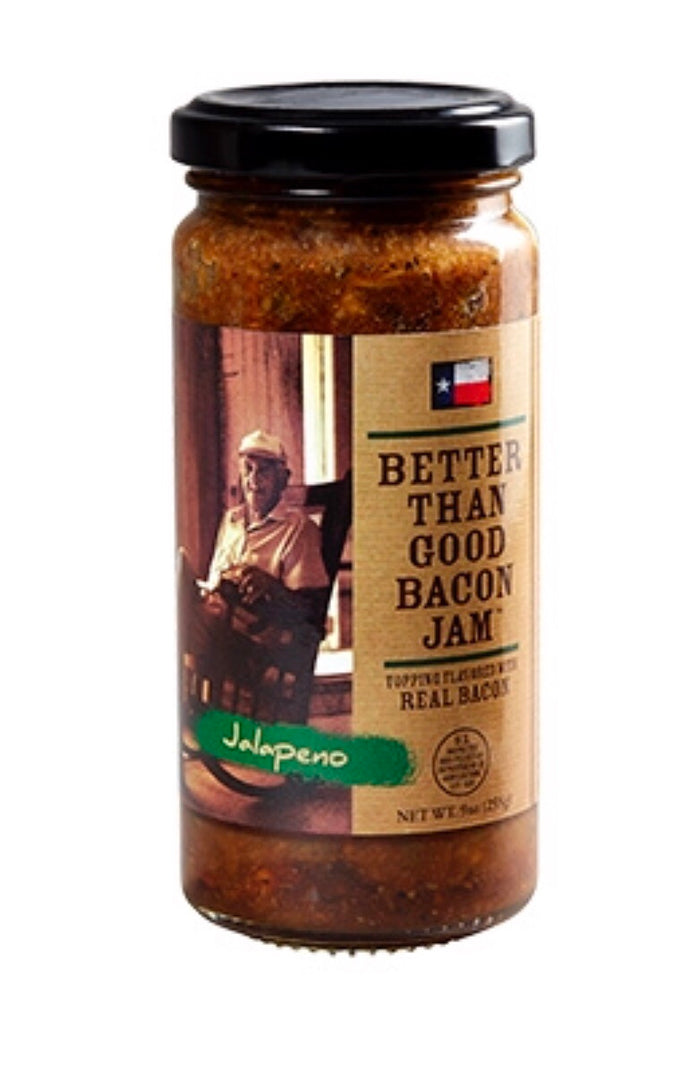 Jalapeño Bacon Jam