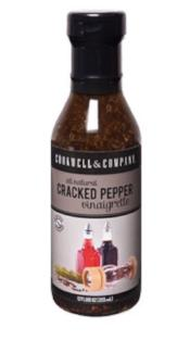 Cracked Pepper Vinaigrette