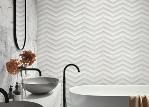 Imperia White Chevron