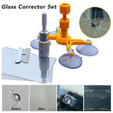 Glass Repair Kit ( For Cracked Car's Glass Repair)