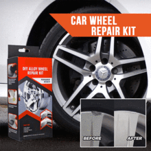Car Wheel Repair Kit