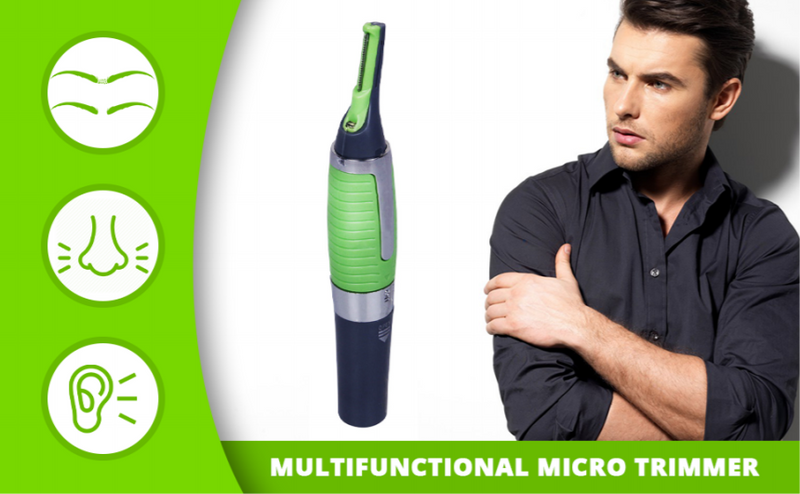 Multi-Functional Micro Trimmer