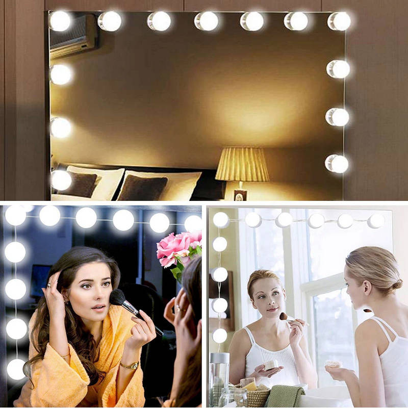 miroir hollywood pas cher à maquillage LED d'Hollywood | oko oko