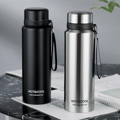 Thermos Inox 750/1200 ML debout sur support | oko oko