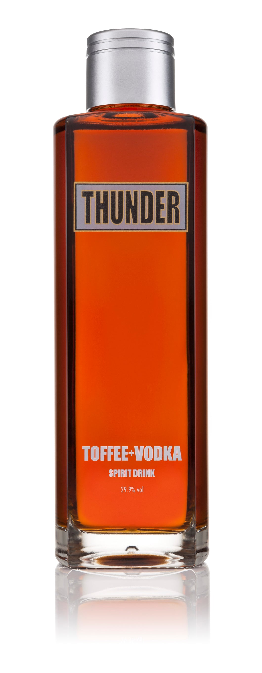 THUNDER TOFFEE VODKA 70CL BOTTLE