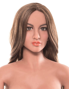 "Ultimate Fantasy Doll Carmen - 165 cm (5'4""), D-cup, 79 lbs."