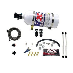 EFI SINGLE NOZZLE PIRANHA SYSTEM (35-50-75HP ) WITH 10LB BOTTLE