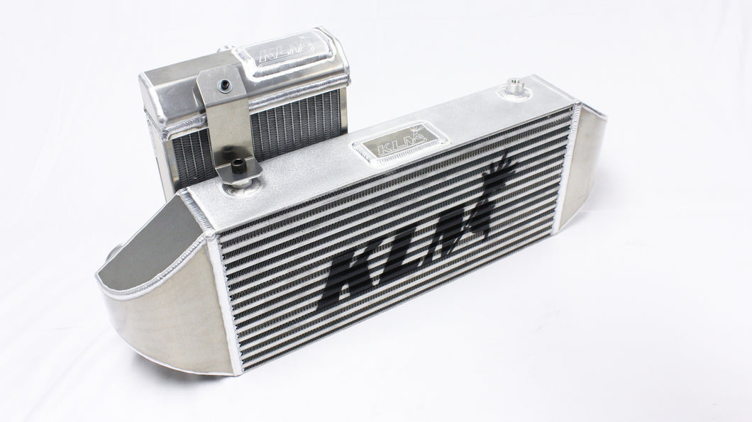 KLM 800-1000 Hp Intercooler & Radiator Combo