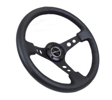 NRG Deep Dish Sport Steering Wheel