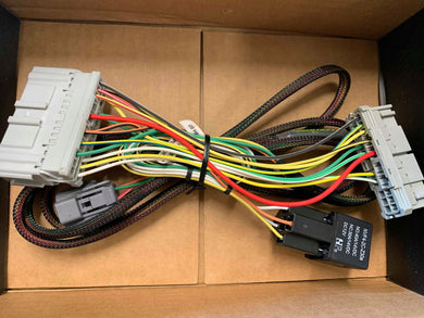 Open Box K-Swap Conversion Harness