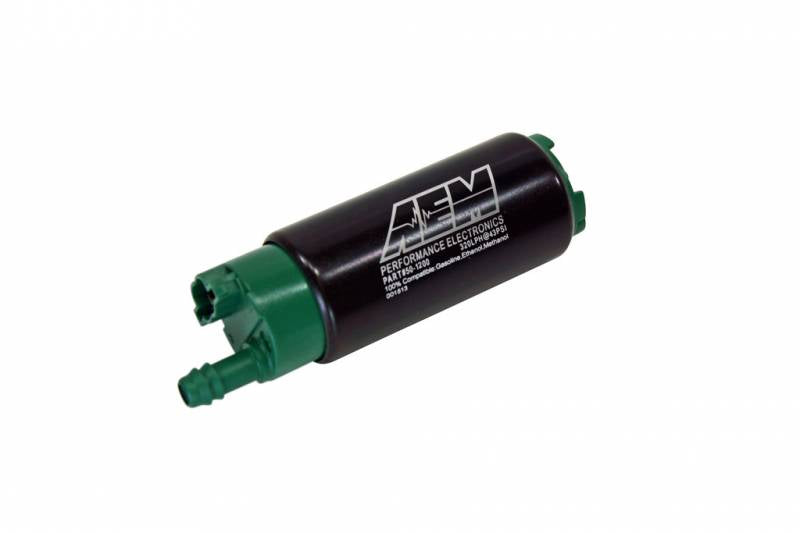 AEM 320LPH E85-Compatible High Flow In-Tank Fuel Pump