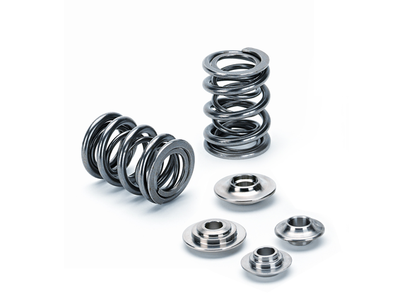 Supertech Dual Springs w/Retainers H-Series