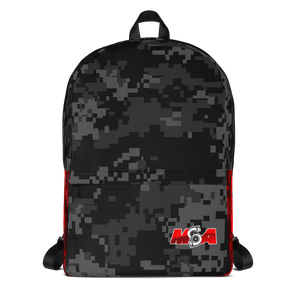 MSA Camo Backpack