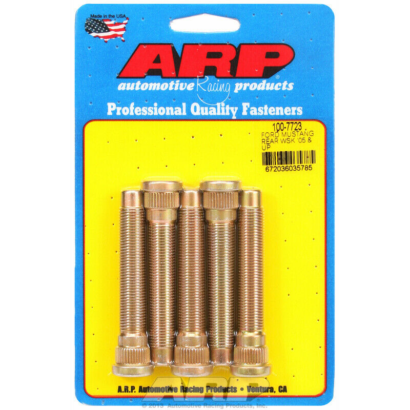 ARP 05-14 Ford Mustang Rear Wheel Stud Kit (10 Studs)