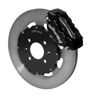 Wilwood Front 4 Piston Caliper 12.19 Rotor Brake Kit Civic 90-05 w/ 262mm OE Rotor