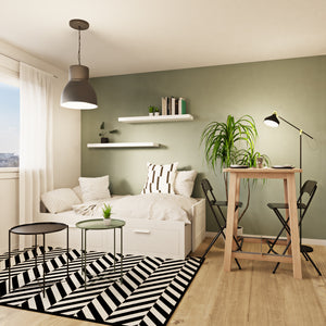 Chic intemporel T1 -20m²