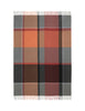 Manhattan plaid terracotta