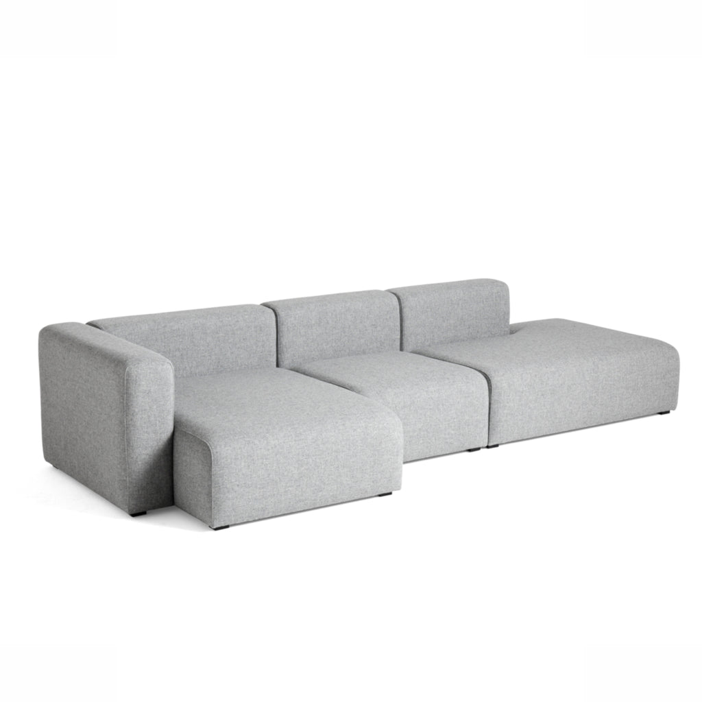 Mags Sofa met chaise longue open