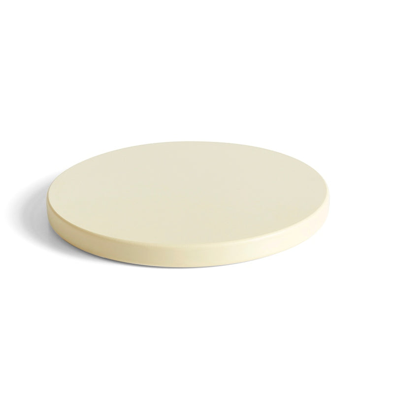 Hay - Snijplank rond L Off white