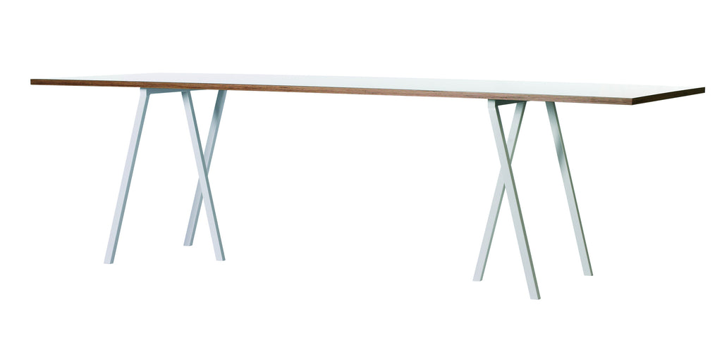 Loop Stand tafel - wit