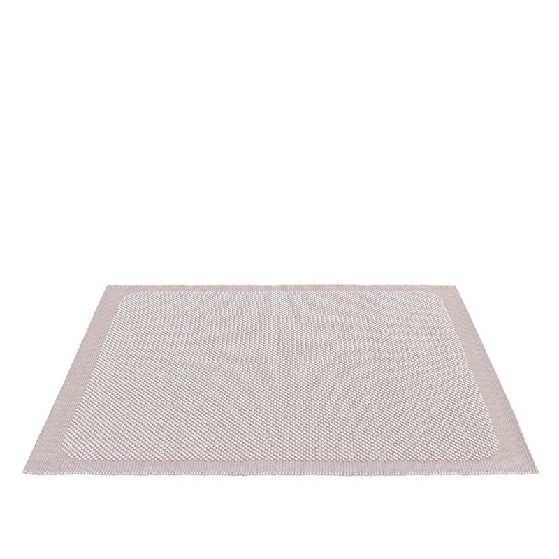 Muuto - Pebble tapijt Pale Rose